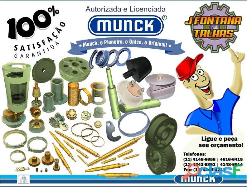 Empresa legalmente autorizada munck