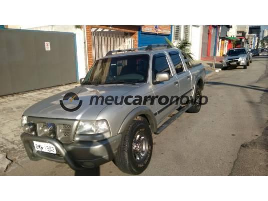 Ford ranger xls 2.8 8v 135cv 4x4 cs tb diesel 2004/2004