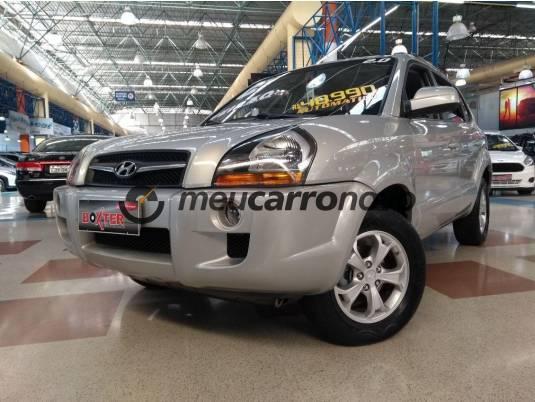 Hyundai tucson 2.0 16v flex aut. 2014/2014