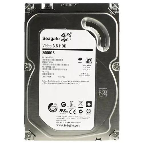 Hd 2tb Seagate Video 5900rpm 3,5 Dvr Cftv Game Novo Garantia