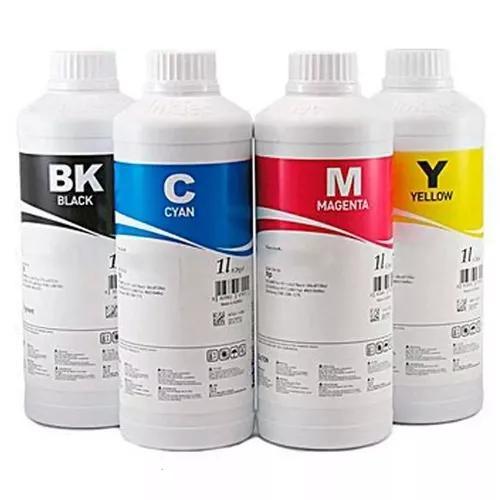 Tinta p/ epson l4150 l4160 l6171 t504 l3150 l3110 - 4 litros