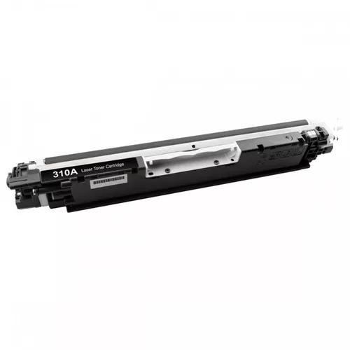 Toner compatível com 310a ce310a preto serie 126a