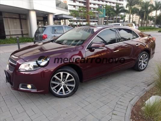 Chevrolet malibu ltz 2.4 16v 171cv 4p 2012/2013
