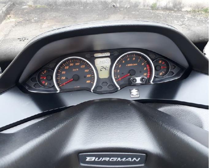 Vendo scooter suzuki burgman 400cc