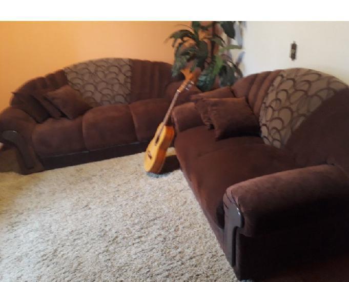 Jogo de sofá semi novo