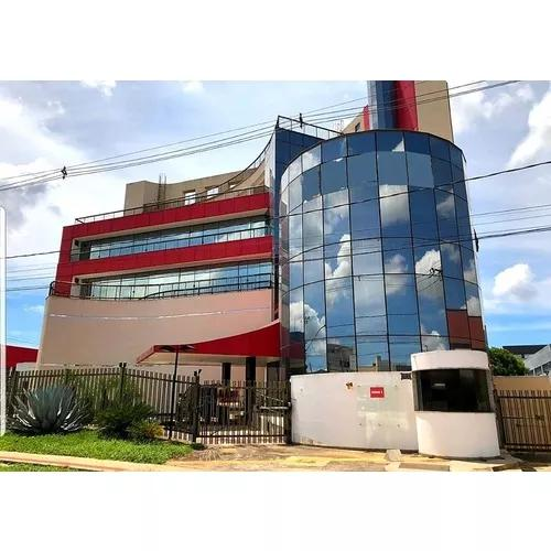 Sia trecho 17 rua 20 - edifício com 2343m², 07 pavimentos,