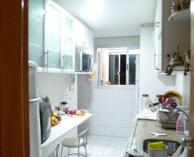 Vendo apartamento 3 quartos águas claras