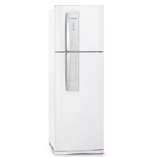 Geladeira electrolux branca duas portas frost free 382l 127v