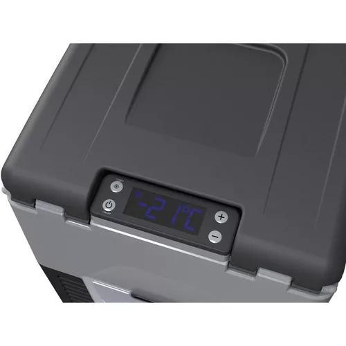 Geladeira portátil 31l c/ painel digital resfriar