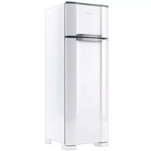Geladeira / refrigerador esmaltec 306 litros 2 portas classe