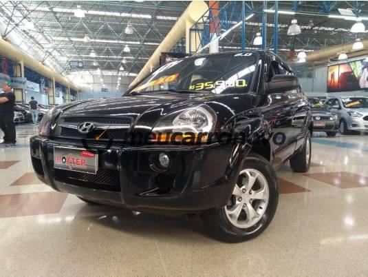 Hyundai tucson 2.0 16v aut. 2010/2010