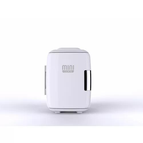 Mini geladeira 4 litros branca ac/dc 12v+110-220v