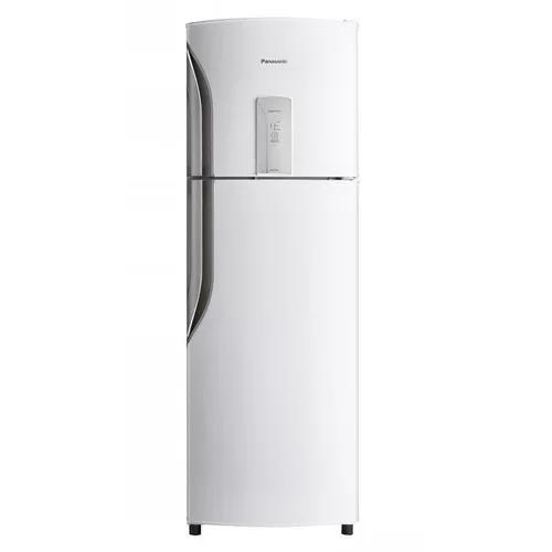 Refrigerador 2 portas frost free 387 litros panasonic classe