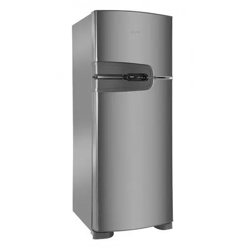 Refrigerador consul duplex frost free platinum 340l 127v crm