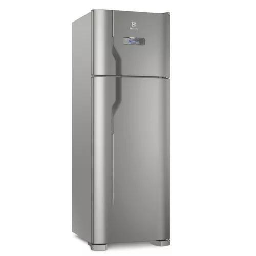Refrigerador electrolux 310l 2 portas platinum frost free 12