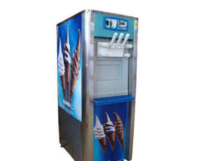 Treinamento manuseio maquina de sorvete