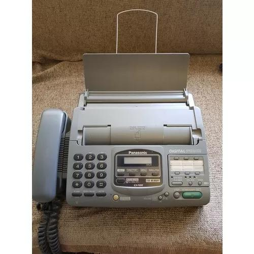 Aparelho fax panasonic c/ secretaria eletronica digital