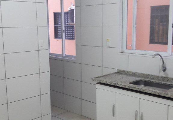 Apartamento com 02 dormitórios 45m² para alugar no jardim