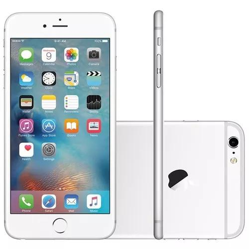 Apple iphone 6s 64gb vitrine impecavel original 4g + brindes