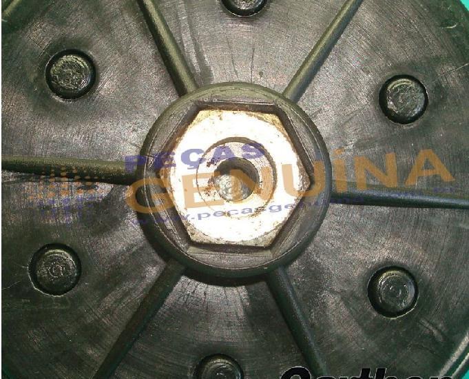 Carretel garthen m1 8mm para roçadeira a gasolina - cg261b