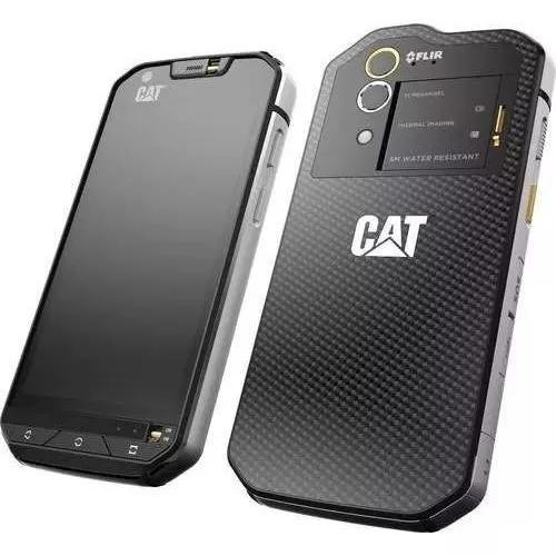 Celular caterpillar cat s60 32gb 4g câmera térmica