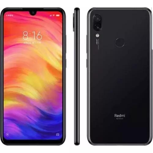 Celular redmi note 7 64gb 4gb 48mpx dual rom global+pelicula