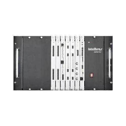 Central Telefonica Intelbras Impacta 140 Rack