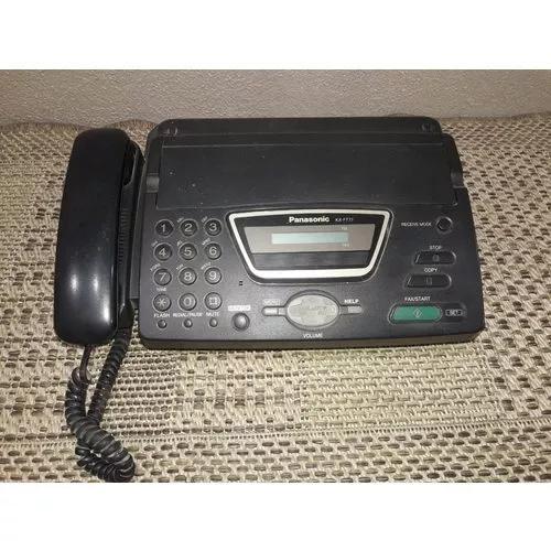 Fax Panasonic Antigo
