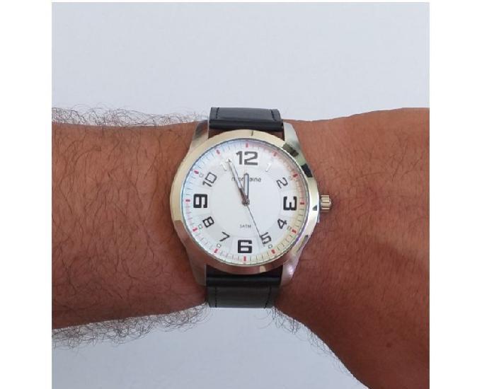 Kit relógio mondaine & carteira 0020
