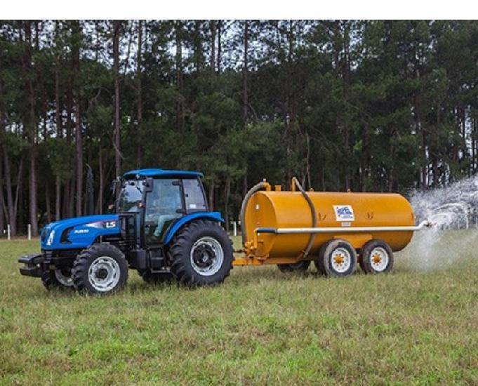 Ls tractor série plus 100 cabinado