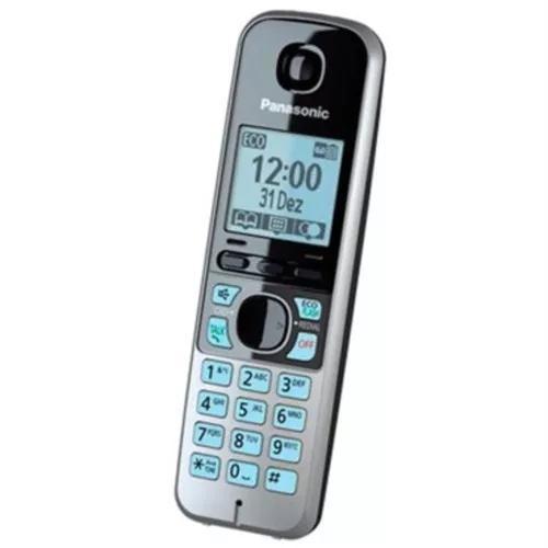 Monofone ramal p/ telefone panasonic kx-tg6711 tg6721 lb 99%