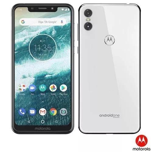 Motorola one xt-1941 dual sim 64gb 13mp 4g (1 ano garantia)