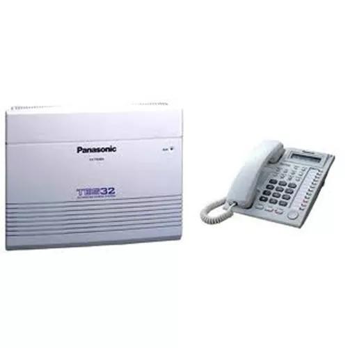Pabx 6 linhas e 16 ramais + ks 7730+ identificador panasonic
