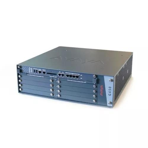 Pabx Avaya G450 Gateway Com Fonte Voip