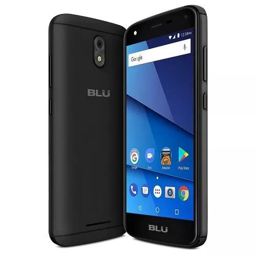 Smartphone blu c5 8gb flash frontal android 6.0 capa + pelic
