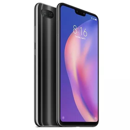 Xiaomi mi 8 mi8 lite 64gb 4gb global + capa e película