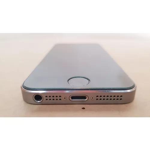 Iphone 5s 16 gb cinza espacial ios 12.3 ótimo estado!
