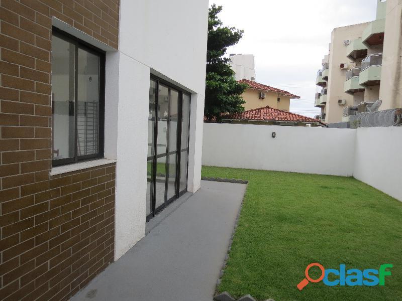 Locação anual apartamento 2 dormitórios à 70 metros do mar