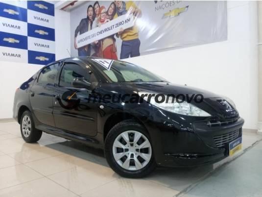 Peugeot 207 xr sport 1.4 flex 8v 5p 2010/2011