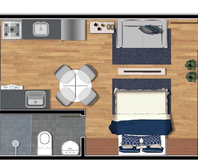 Apartamentos 1 ou 2 dorms. vila ema