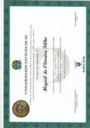Diploma superior graduação licenciatura rápido