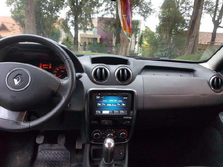 Renault duster techroad 1.6 hi-flex 16v mec.