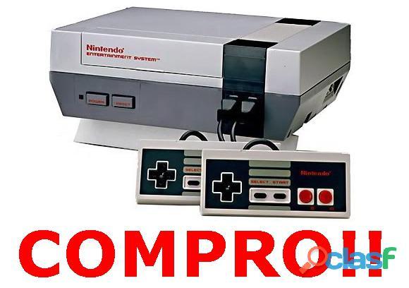 Compro nintendinho nes 8 bits e clones: phantom bit top system, turbo game, micro genius, geniecom