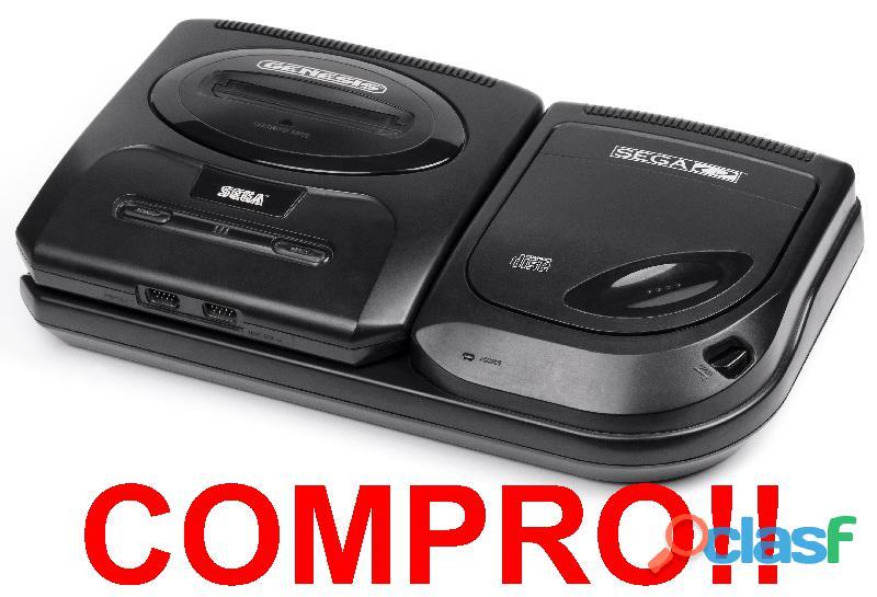 Compro sega mega drive, 32x, sega cd mega cdx: jogos fitas cartuchos acessórios controles consoles