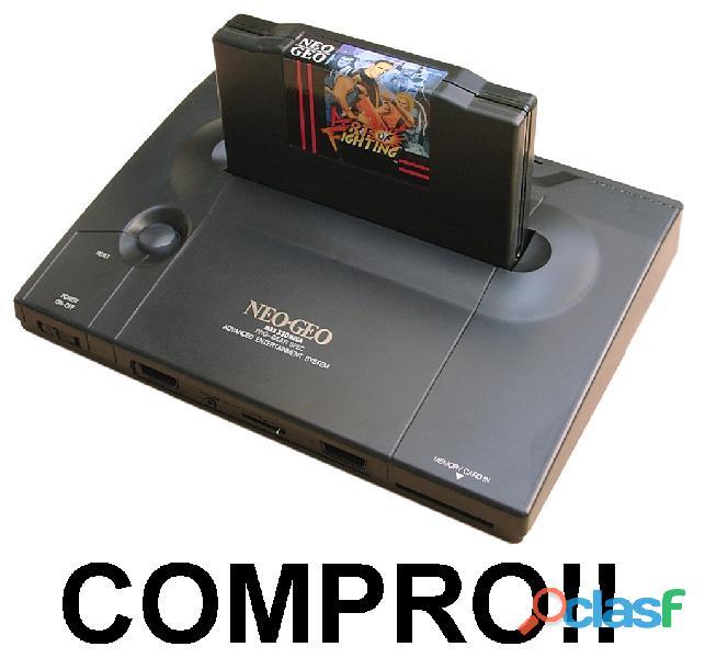 Compro snk neogeo aes mvs fliperama arcade pocket: jogos fitas cartuchos acessórios