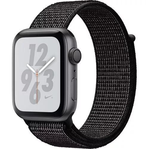Apple watch series 4 gps 44mm sport/nike lacrado 12x nfe