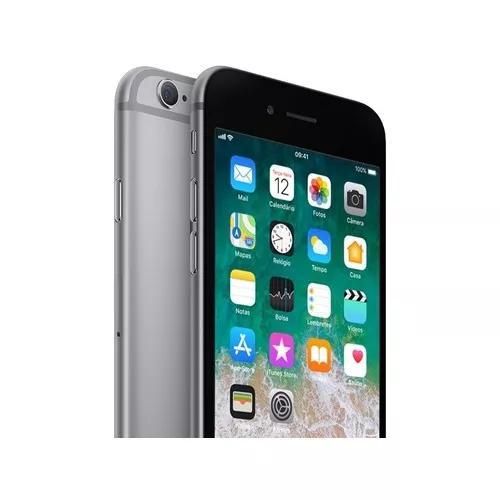 Apple iphone 6s plus 32gb novo lacrado nota f. + brinde