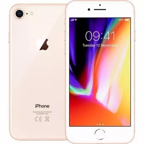 Apple iphone 8 64gb - vitrine - com garantia apple