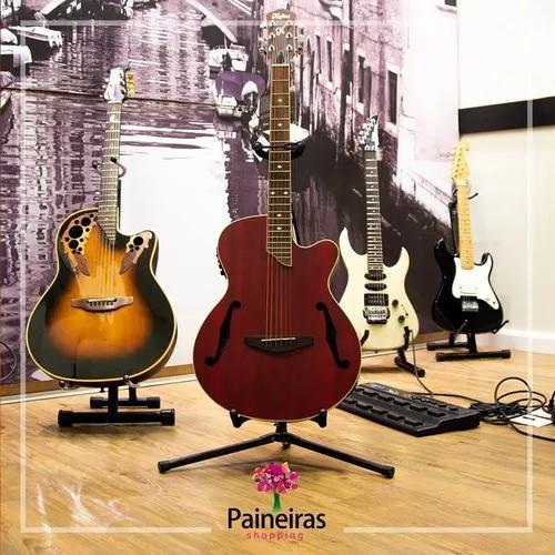 Aulas de música - adoração viva - paineiras shopping