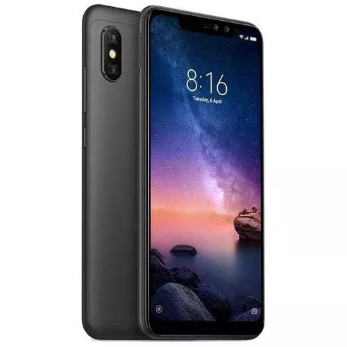 Celular smartphone xiaomi redmi note 6 pro 64gb+ pelicula